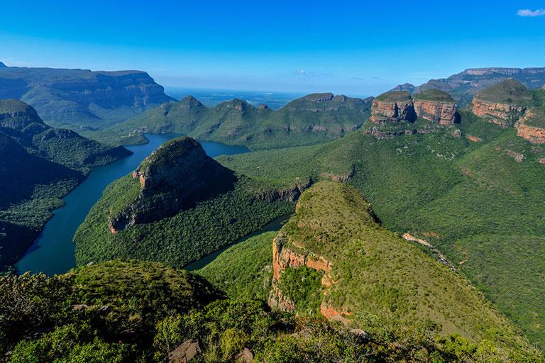 Südafrikas Nordosten, Blyde River Canyon